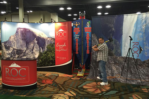 "ROC Advertsing wins ""Best In Show"" at the 2015 American Academy of Audiology conference"